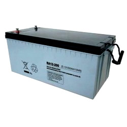 200AH/12v MERCURY Battery